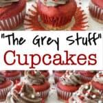 The Grey Stuff Cupcakes