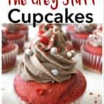 Disneyland Copycat The Grey Stuff Cupcakes