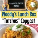 "Woody's Lunch Box ""Totchos"" Copycat"