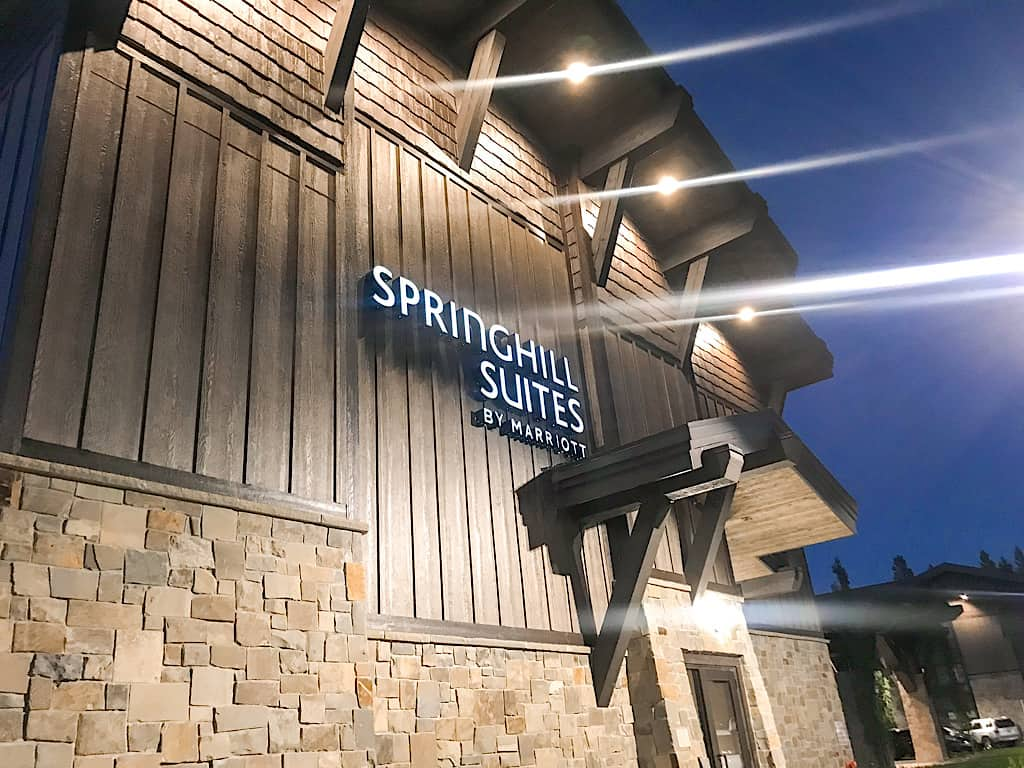 Springhill Suites Island Park, Idaho
