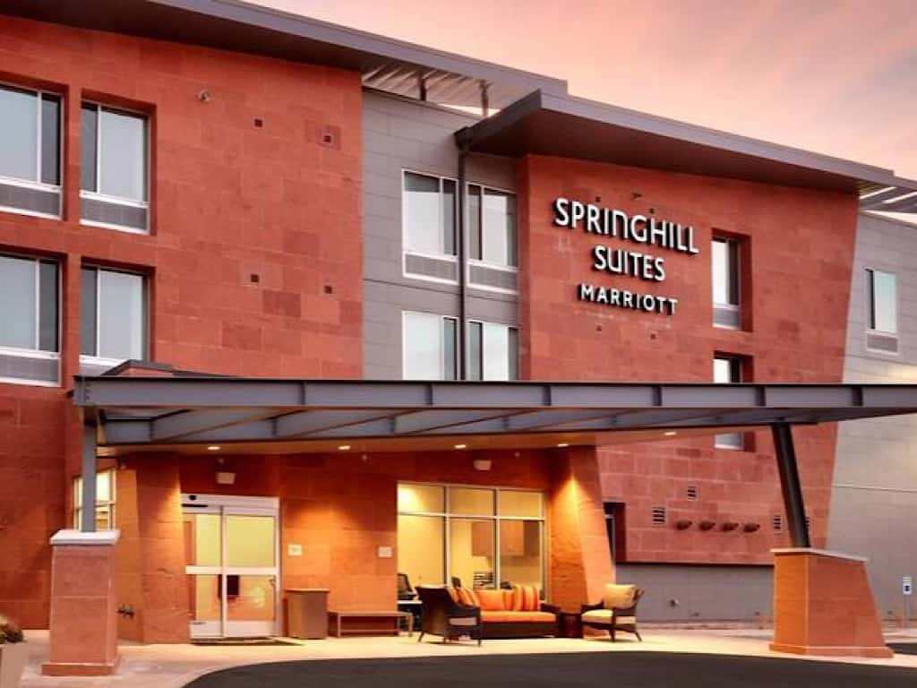 Springhill Suites in Moab, Utah near Arches National Park