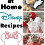 Make at Home Disney Recipes