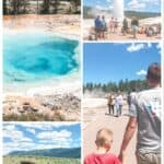 Yellowstone attractions to see with kids