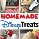 Homemade Disney Treats