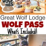 Great Wolf Lodge Wolf Pass What's Included!