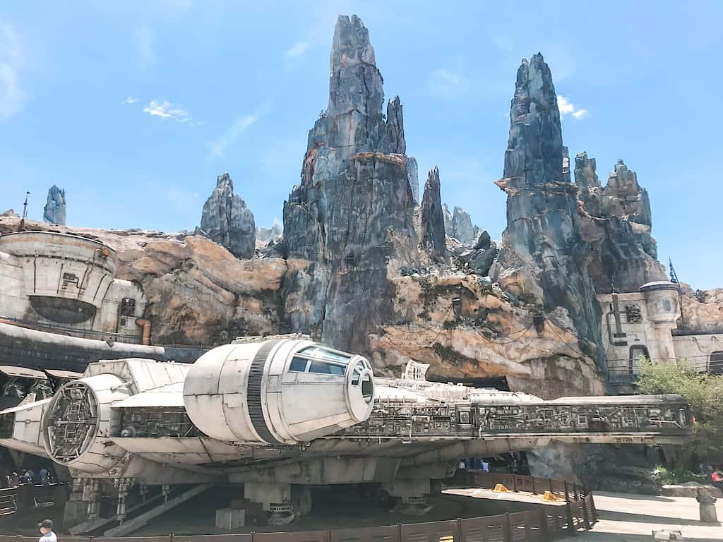Millennium Falcon at Disney's Hollywood Studios