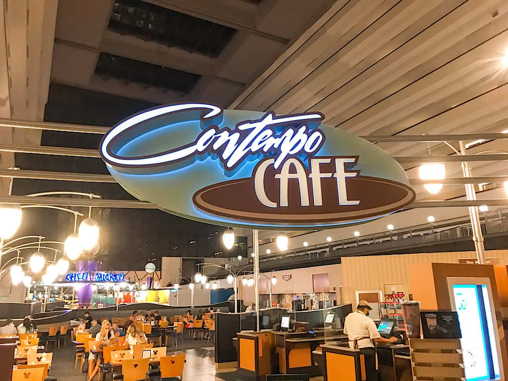 Contempo Cafe at Contemporary Resort