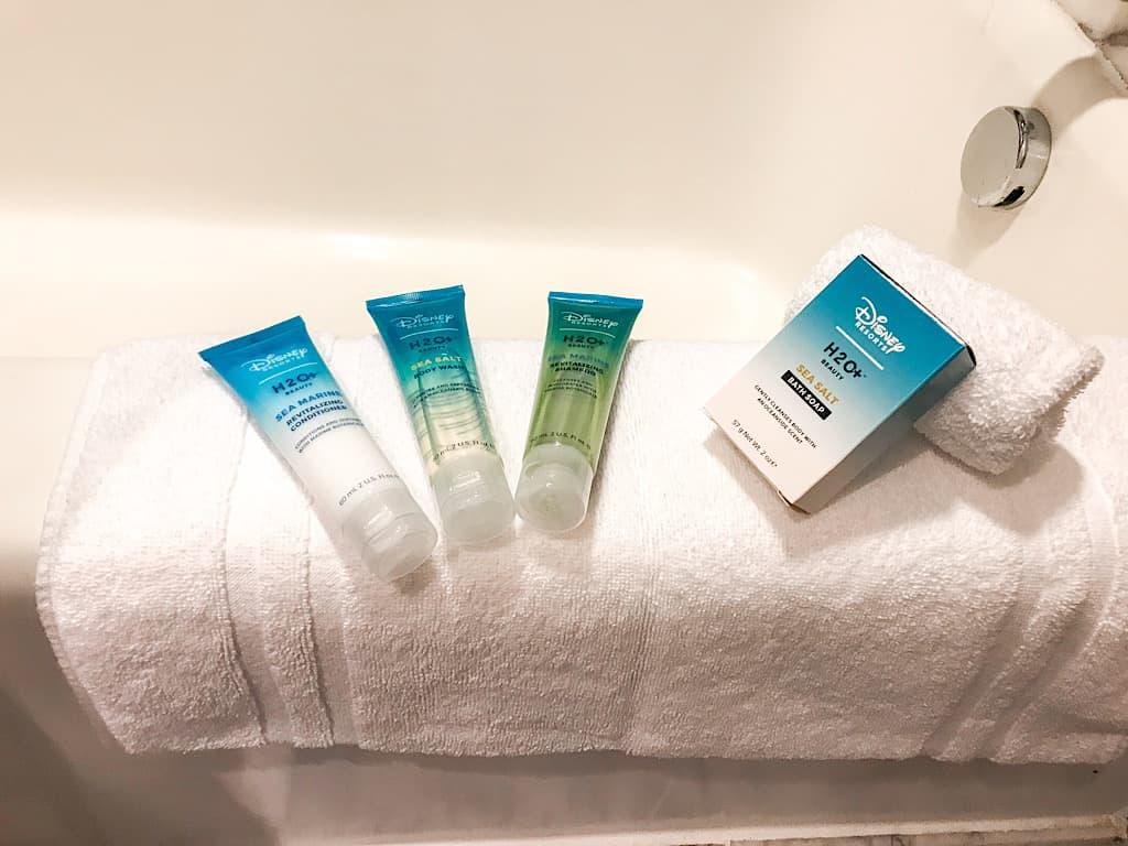 Disney Resort Hotel Bath Products