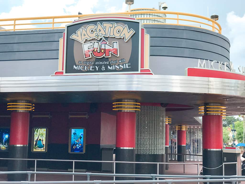 Vacation Fun with Mickey & Minnie at Disney's Hollywood Studios