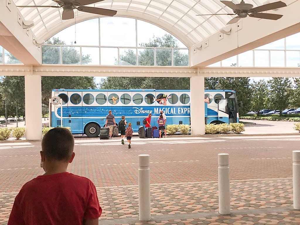 Disney's Magical Express at Contemporary Resort