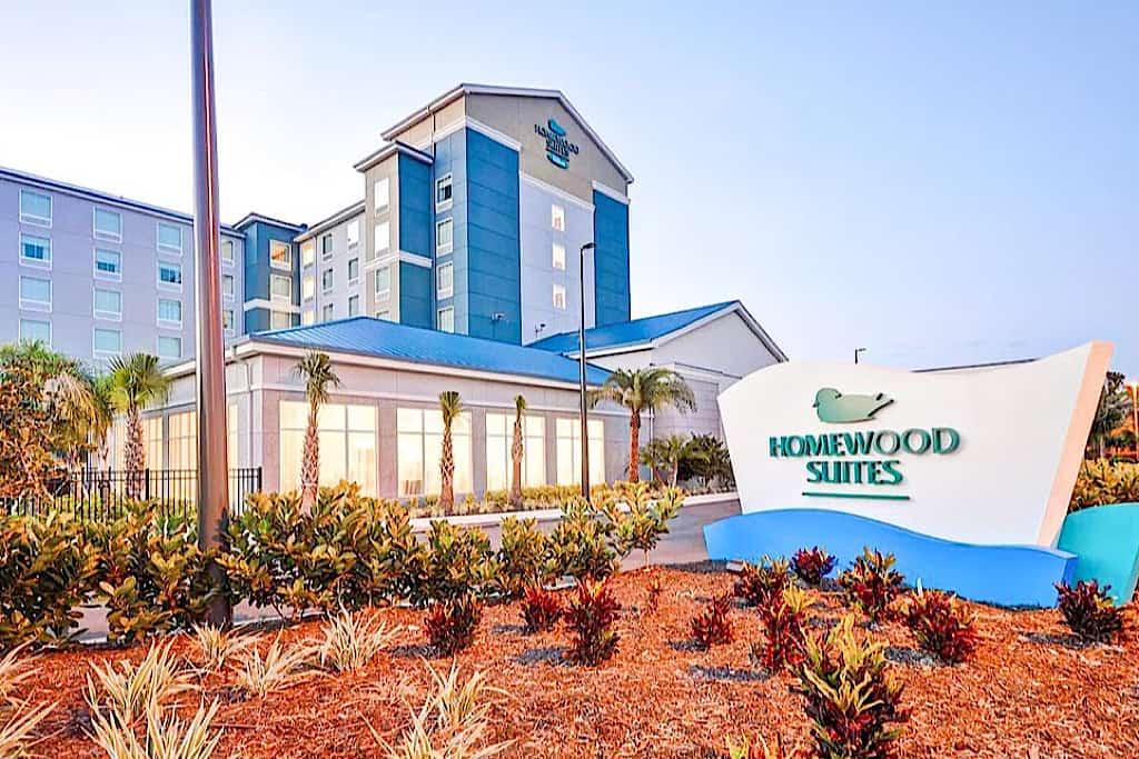Homewood Suites Orlando Theme Parks