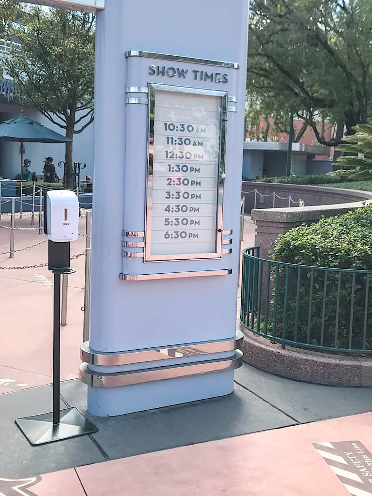 Show times posted for Frozen Sing-Along Celebration