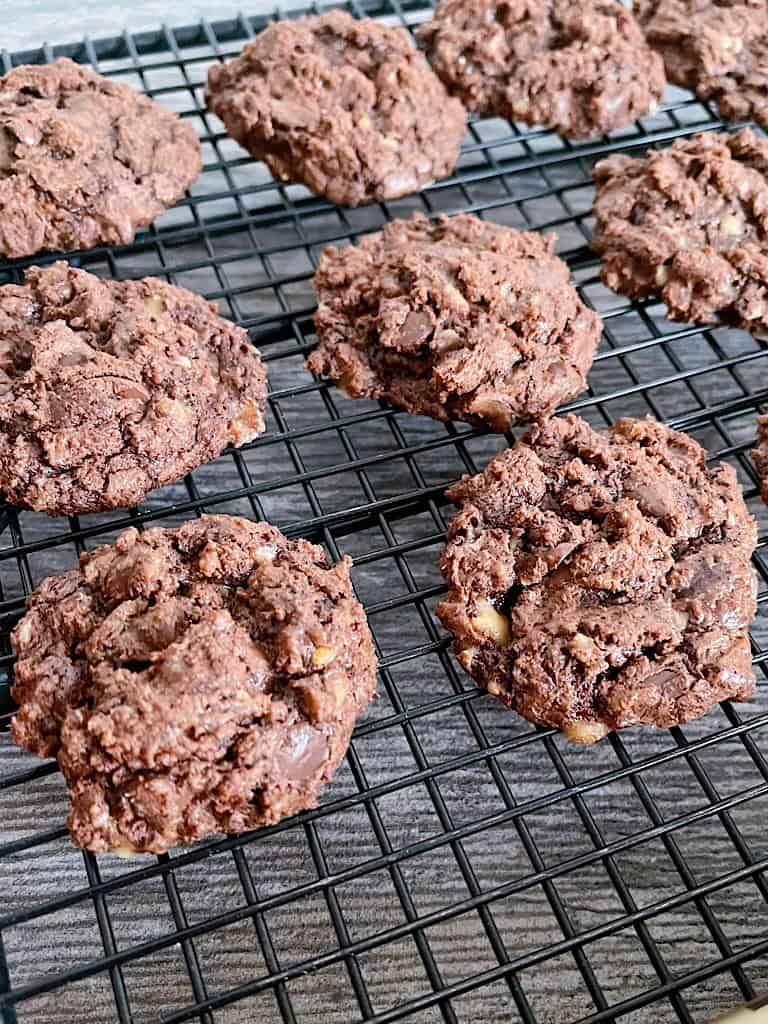 Double Chocolate Cookies Story