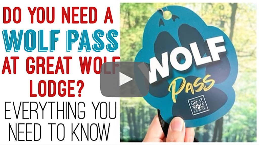 YouTube Thumbnail Do You Need A Wolf Pass at Great Wolf Lodge