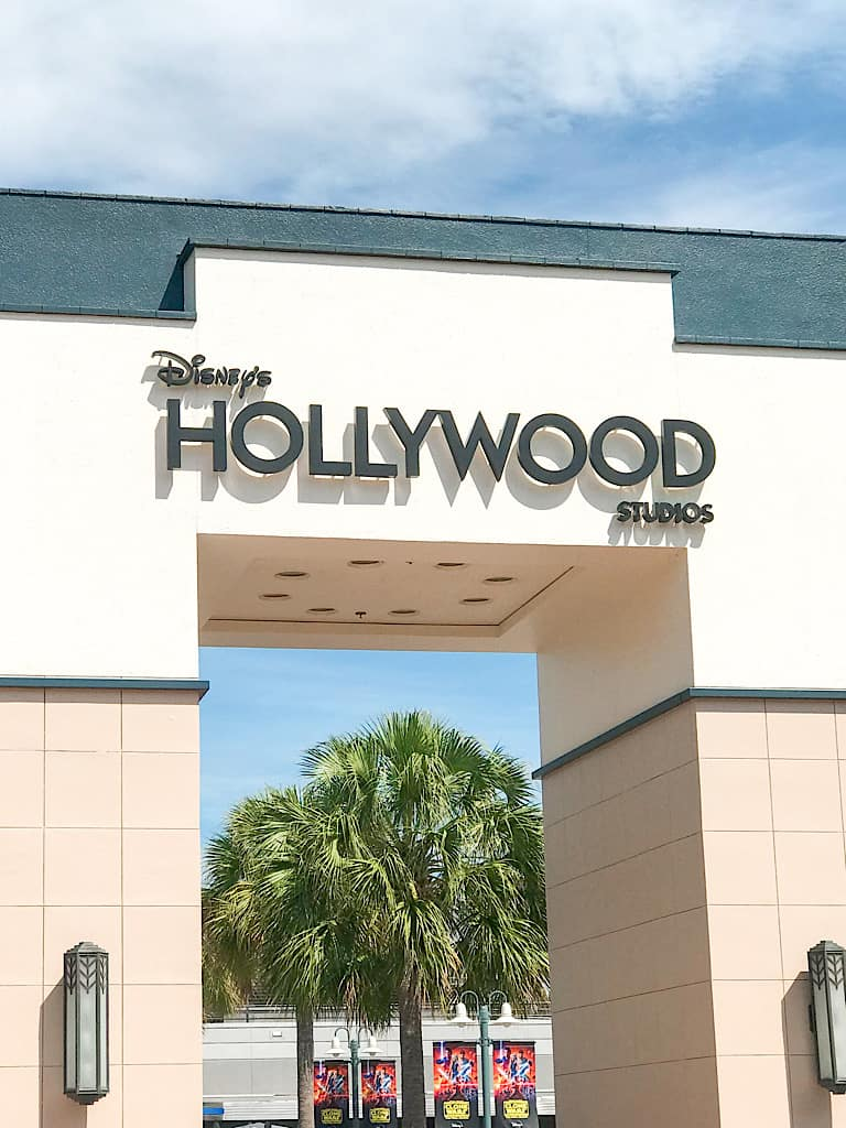 Disney's Hollywood Studios at Disney World