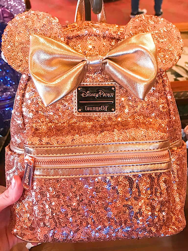 Minnie Mouse Loungefly Backpack