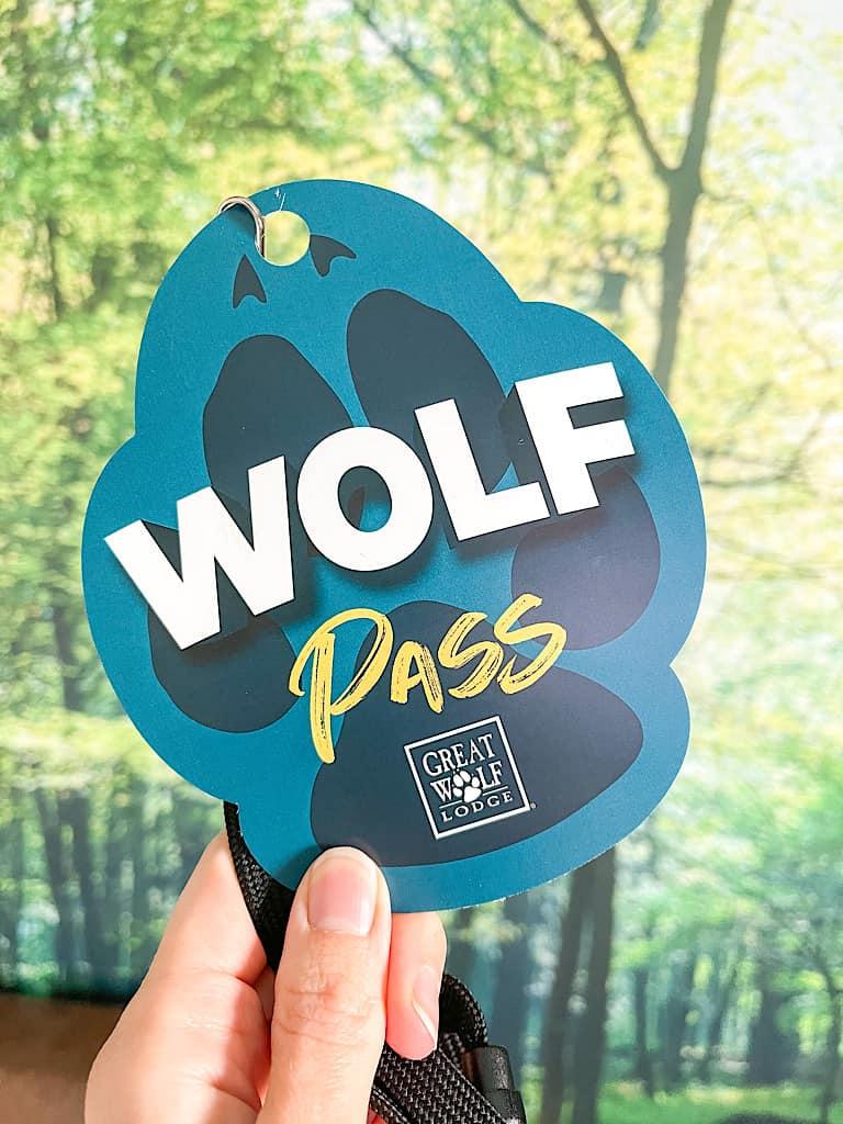 Great Wolf Lodge Wolf Pass