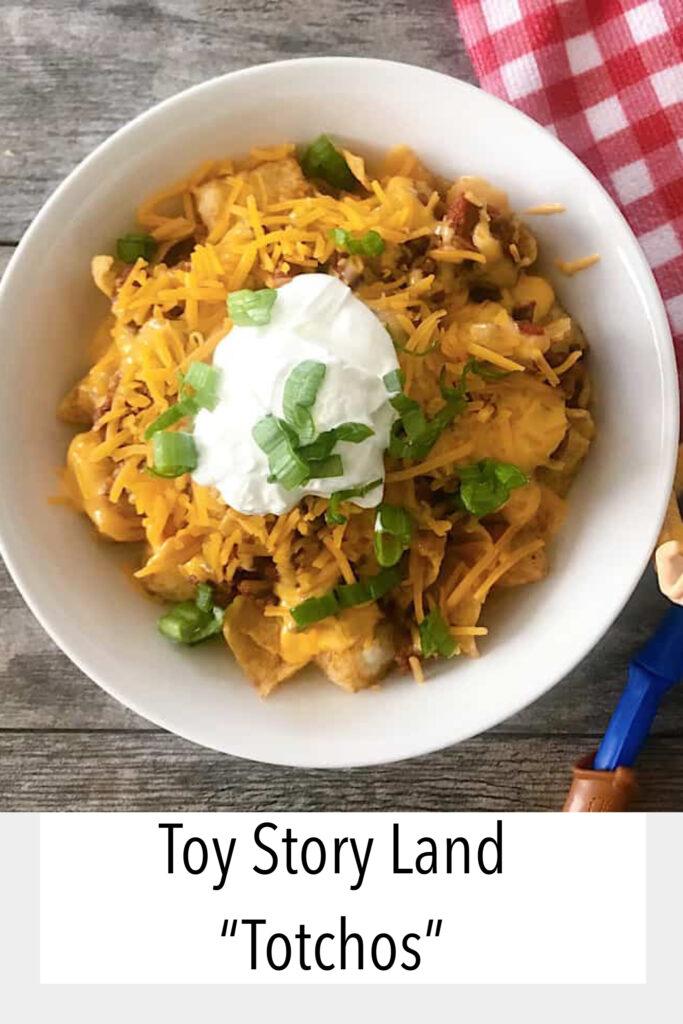 Toy Story Land Totchos
