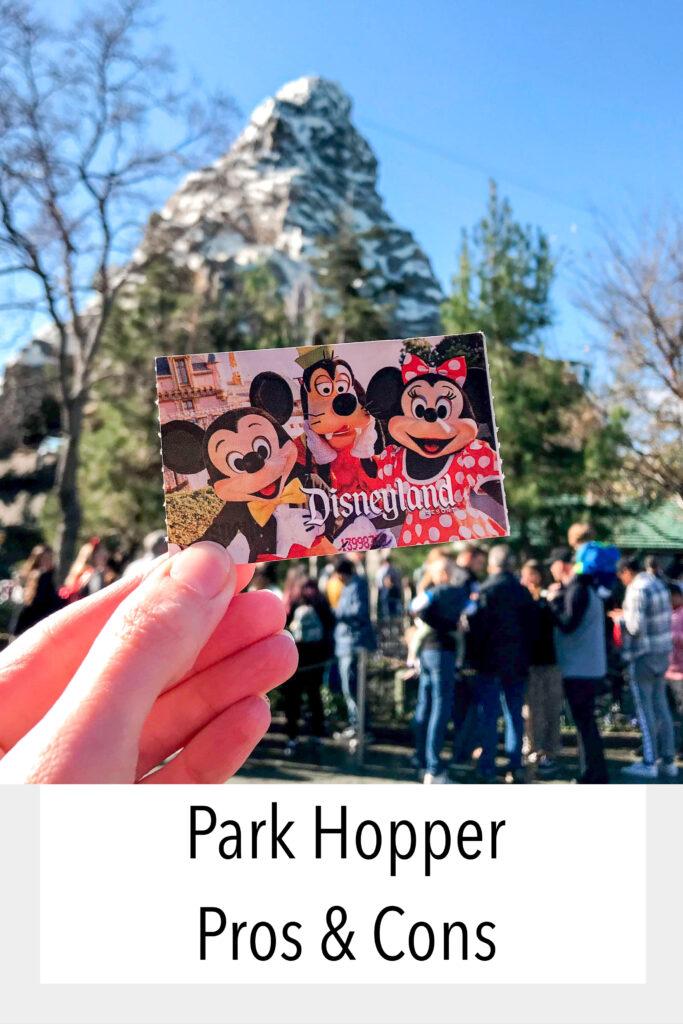 Park Hopper Pros & Cons
