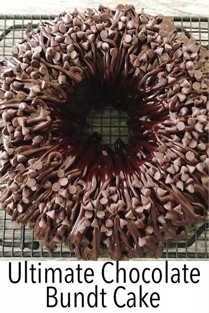 Ultimate Chocolate Bundt Cake