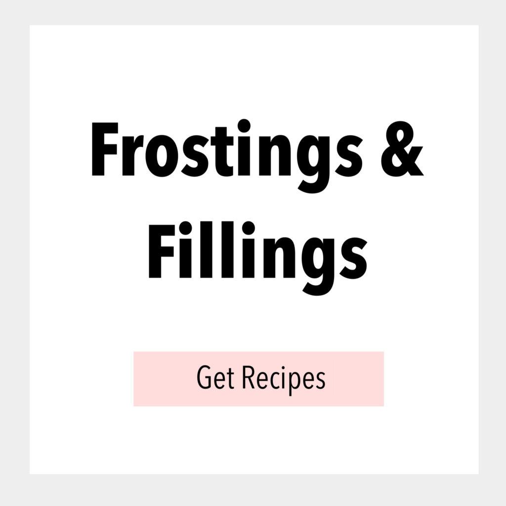 Frostings & Fillings
