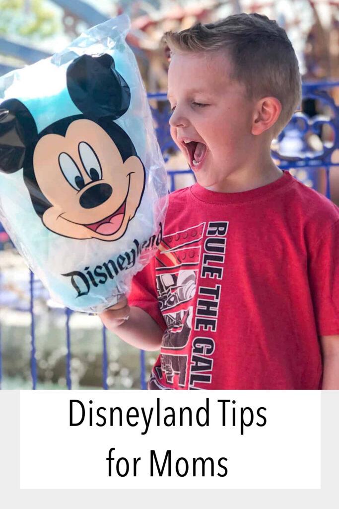 Disneyland Tips for Moms