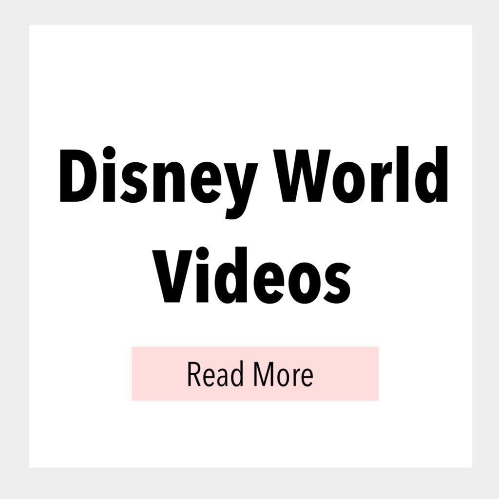 Disney World Videos