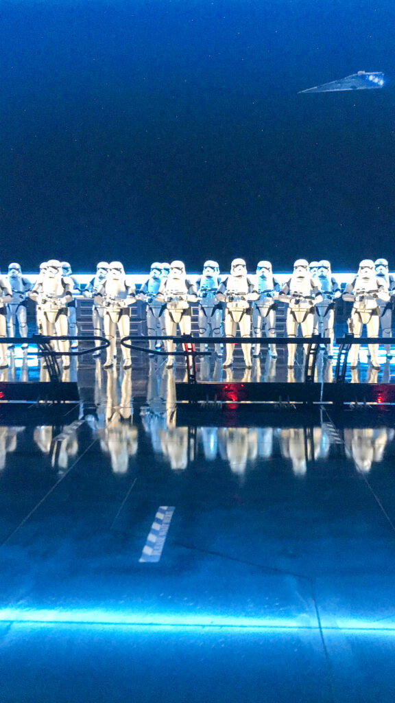 Rise of the Resistance Storm Troopers.