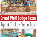 Pinterest image for Great Wolf Lodge Texas.