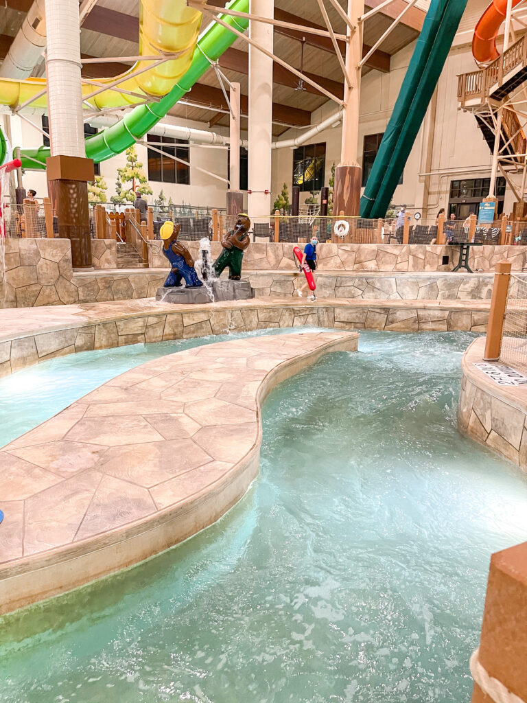 Great Wolf Lodge Texas lazy river