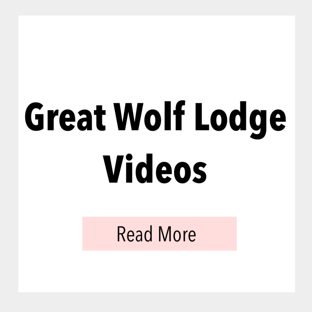 Great Wolf Lodge Videos