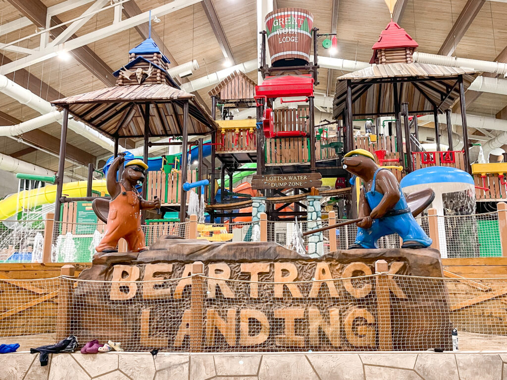Great Wolf Lodge Texas Water Park.