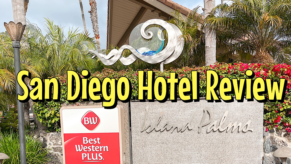 YouTube thumbnail image for Best Western Plus Island Palms Hotel & Marina Review.