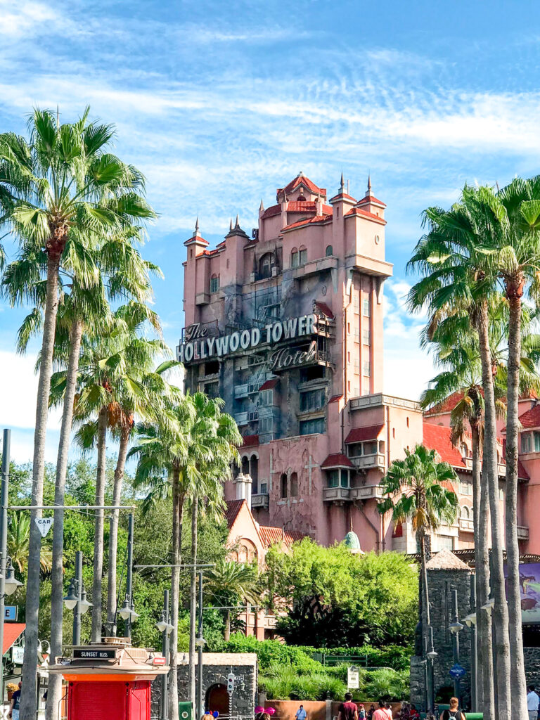 Hollywood Tower of Terror at Disney's Hollywood Studios