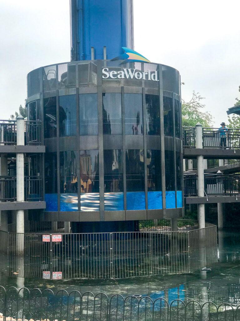 Sea World Sky Tower.