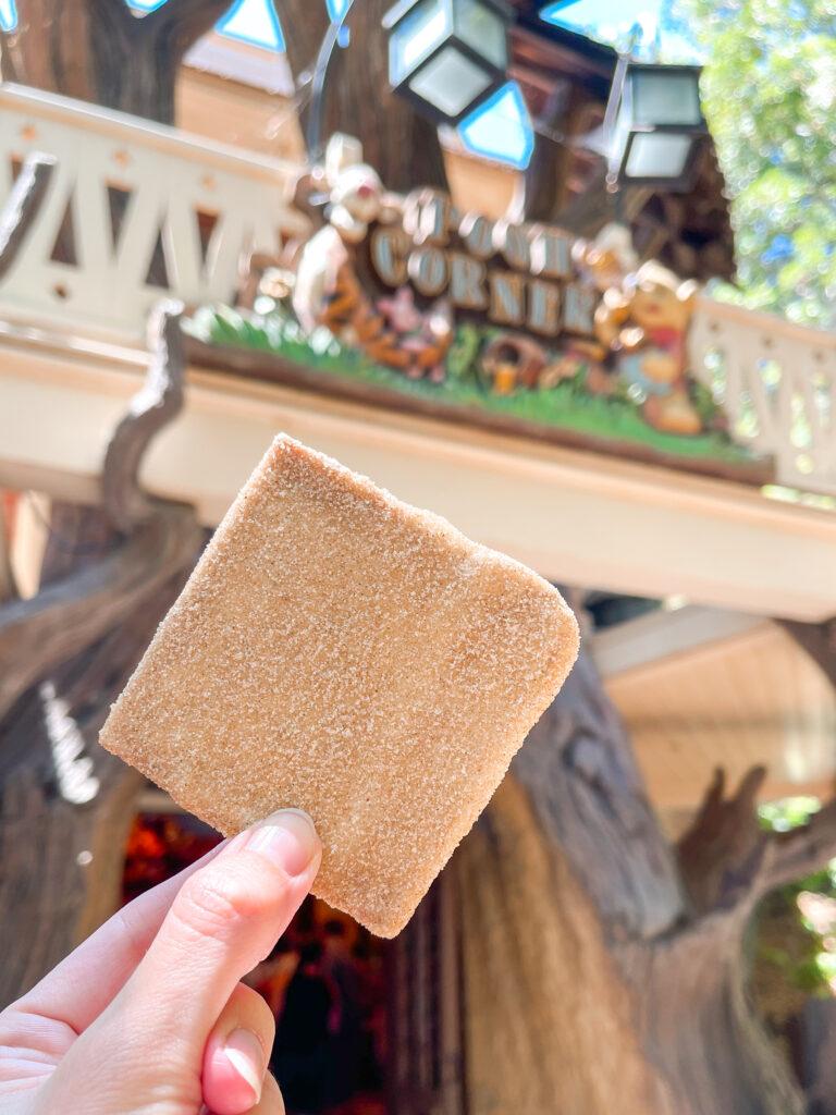 Churro Toffee from Pooh's Corner at Disneyland.